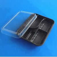 Wholesale Microwavable black food container from china suppliers