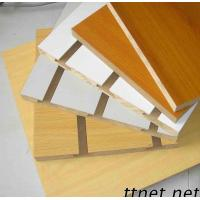 Wholesale MDF Slotwall For Shops, Supermarket From Rongye Industry from china suppliers