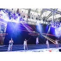 Buy cheap High brightness P5 Outdoor Rental LED Display Full Color stage led with 640*640 mm Die-Casting Aluminum Cabinet from wholesalers