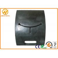 Wholesale Removable Rubber Base Sign Holders Stands for Traffic Panel / Construction Site Delineator from china suppliers