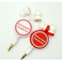 Wholesale gift beer cap earphone with logo printing from china suppliers