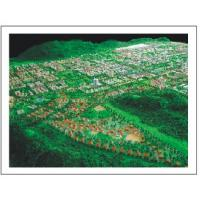 Wholesale Custom Railroading Green Enviroment Scale Model Train Background Scenery Kit from china suppliers