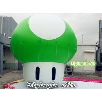 Wholesale New Pvc Inflatable Mushroom Inflatable Helium Balloon for Outdoor from china suppliers