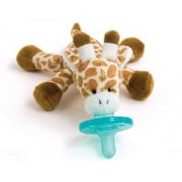 Wholesale Giraffe Cat Plush Cute Baby Toys With Nipple Infant Plush Toy Pacifier from china suppliers
