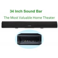 Wholesale Powerful 34 Inch 2.0 Channel Bluetooth TV Soundbar with Surround Sound from china suppliers