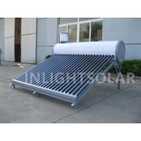 Wholesale Open Loop Non Pressurized Solar Water Heater , 250L 47/1500mm Solar Powered Water Heater from china suppliers