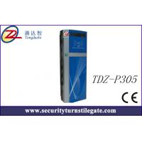 Wholesale Parking Ticket Machine security access control ticket box with Humanized clutch from china suppliers