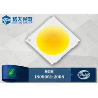 Wholesale 120 Degree Warm White SMD 3030 LED Chip 1 Watt , 3.0 * 3.0 * 0.52mm from china suppliers