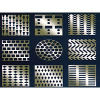 Wholesale Low Carbon Steel Wire Stainless Steel Perforated Metal Sheet from china suppliers