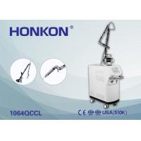 Wholesale High Uniform Spot Nd Yag Laser Tattoo Removal Machine For Pigmentation Correctors from china suppliers