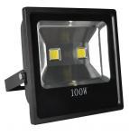 Wholesale High lumen IP66 waterproof bridgelux COB led flood light 100 watt from china suppliers