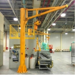 China Rotary Arm Jib Boom Crane on sale