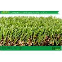 Wholesale PE / PP Residential Artificial Turf Grass GP Green and Brown for Decoration from china suppliers