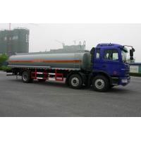 Wholesale Heavy Duty Oil Tank Truck 6x2 JAC / Fuel Tanker Truck With CA6DF3-18E3 from china suppliers