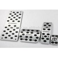 Wholesale TOYOTA Automobile Spare Part Aluminum Alloy Pedal Pads , Auto Spare Parts from china suppliers