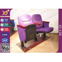 Wholesale Small Size Space Saving Lecture Hall Chairs Without Writing Table from china suppliers