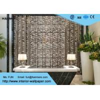 Wholesale Modern Removable Silver Color Gold Foil Contemporary Wallpaper For Walls from china suppliers