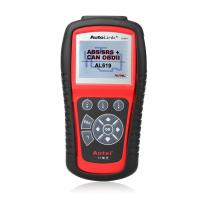 Wholesale Autel Diagnostic Tool Original Autel Autolink AL619 ABS/SRS + CAN OBDII Scan Tool from china suppliers