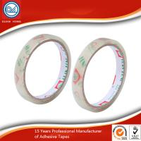 Wholesale Clear Bopp Stationery Tape Non-Toxic Self Adhesive  For Office / Workshop SGS ROHS from china suppliers