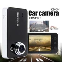 Wholesale 2.7 inch 1080P Full HD Car DVR Camera K6000 Safe Driver Recorder HD Car DVR Camera from china suppliers