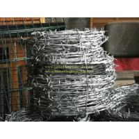 Wholesale Anping county factory direct export galvanized barbed wire for 10 years from china suppliers