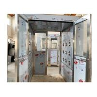 Wholesale Double Swing Door Air Shower Room For Chemical Plants 1 Year Warranty from china suppliers