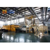Wholesale Heavy Duty Thermal Bonding Machine , Sound Insulation Non Woven Fabric Production Line from china suppliers