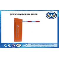 Wholesale Servo Motor Barrier Automatic Boom Barrier For Toll Gate Station , Low Noise High Speed from china suppliers
