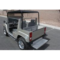 Wholesale Street Legal Electric Golf Carts Hammer Style Motorised Golf Carts With Big Head Lights from china suppliers