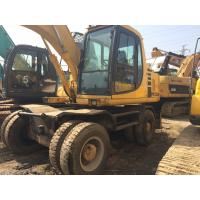 Wholesale Used Komatsu Excavator PW130ES-6 Used Heavy Equipment 15 Ton from china suppliers