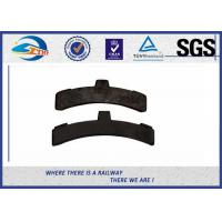 Wholesale Cast Iron Railway Brake Blocks High friction Composite Brake Shoe from china suppliers