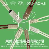 Buy cheap H20  bimetal temperature switch ,H20 temperature thermostat from wholesalers