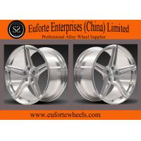 Wholesale Porsche Cayman Gold Forged Wheels 3 Piece 18 Inch 19 Inch  20 Inch from china suppliers