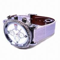 Wholesale Hidden Camera Watch with H.264 Compression Format and 1280 x 720 Pixels Resolution from china suppliers