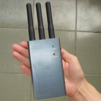 Quality Mini Portable Cell Phone Jammer(CDMA GSM DCS PHS  3G for sale