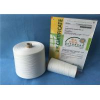 Wholesale Polyester Knitting / Weaving / Sewing Yarn , 12/4 20/2 Spun Polyester Sewing Thread from china suppliers