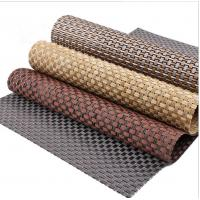 Wholesale Rattan Textilene® outdoor patio furniture 8X8 wires plain woven mesh fabric from china suppliers