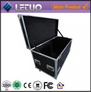 Wholesale LT-FC179 aluminum ata road flight case 20u shock mount flight case rack transport case from china suppliers