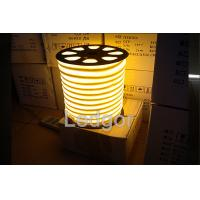 Wholesale 12V 24v 110v 220v UV proof waterproof warm white Led Neon Flex Rope from china suppliers