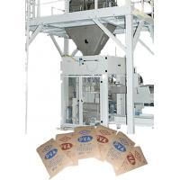 Wholesale Automatic Bag Packing Machine for Plastic Pellet / PVC Powder 10 KG 25 KG 50 KG from china suppliers