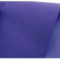 China Polyester 600d oxford fabric PVC coated waterproof on sale