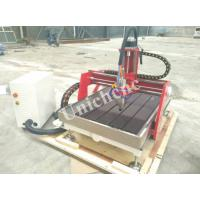 Wholesale Small Size Mini CNC Router Machine 900 * 600 mm from china suppliers