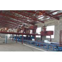 Wholesale Hydraulic System Sandwich Panel Production Line , Cement Mgo Roof Panel Machine from china suppliers