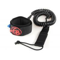 Wholesale SUP, Aqua sport, Surf Board Leashes / bodyboarding leashes Black Color or Custom from china suppliers