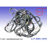 Wholesale Male / Female / Loader Wheel Steering custom wiring harness 2 Pin to 50 Pin Socket from china suppliers