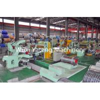 Buy cheap Profile Coil Straightening Cutting Machine Cut To Length Lines For Metal Coil from wholesalers
