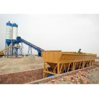 Wholesale Belt Conveyor Cement Batching Plant Ready Mixed Concrete Mixing Plant 90m3/H Capacity from china suppliers