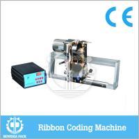 Wholesale Hot Color Ribbon Coding Machine / Date Printing Machine Stainless Steel 304 from china suppliers