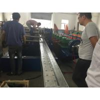 Wholesale 22kw Cable Tray Protection Roll Forming Machinery Material Thickness 0.2 - 4mm from china suppliers