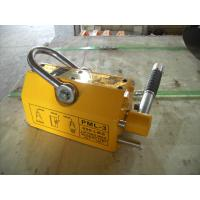 Buy cheap Yellow Magnetic Lifting Equipment 600lbs , 3.5 Times Overload from wholesalers